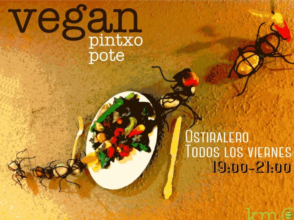 Vegan Pintxo Pote Km.0