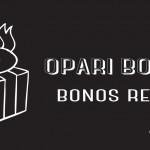 Opari Bonoak | Bonos Regalo