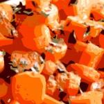 Las recetas de Km.0: Zanahorias marroquíes
