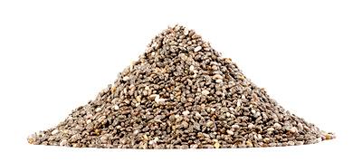 Proteínas de origen vegetal: chia