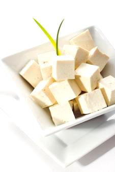 Fuentes de Proteína de origen vegetal: El tofu