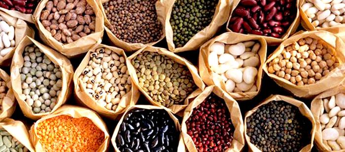 Fuentes de Proteína de origen vegetal: Legumbres