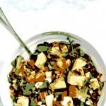Las recetas de Km.0: Ensalada de quinoa, garbanzos y tomate