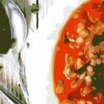 Las recetas de Km.0: Arroz integral con tomates secos y aceitunas
