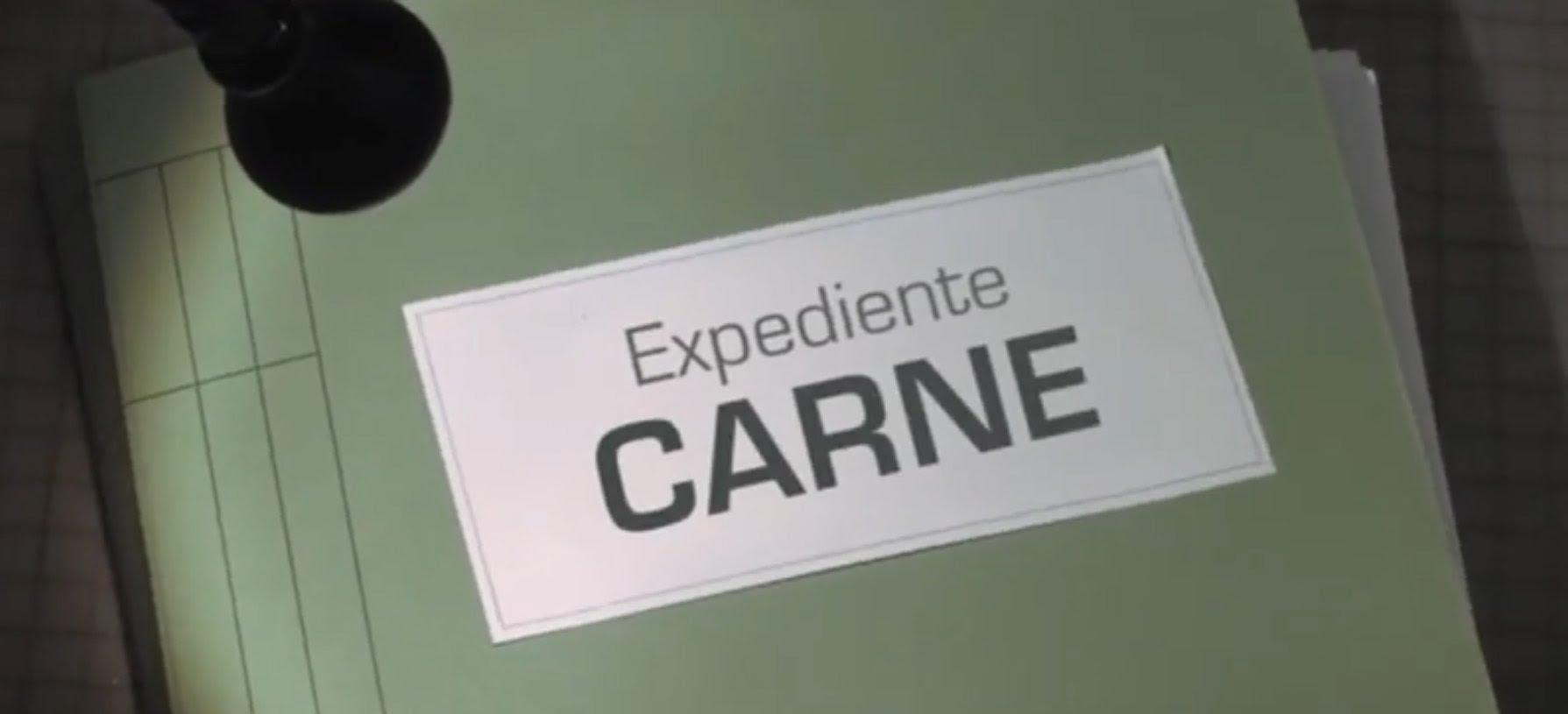 Expediente CARNE -- Un documental sobre el consumo de carne y sus consecuencias.