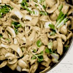 Las recetas de Km.0: Chop Suey de Seitán