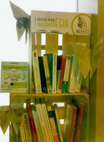 Gure txoko Txikik: LiburutEGIA | Librería