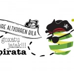 Aste Nagusi pirata 2015