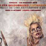 FANTASIAZKO ETA BELDURREZKO ZINEMAREN XXVI. ASTEA | XXVI Semana de cine fantástico y de Terror