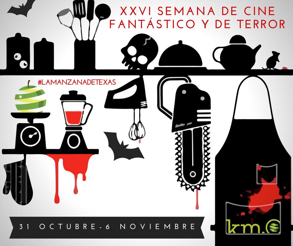 Semana de Cine Fantástico y de Terror Donostia San Sebastián