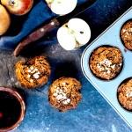 Las recetas de km.0: Muffins de Calabaza & Relleno Chocolate de Being Biotiful