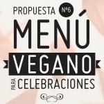 Las recetas de km.0: Menú vegano para celebraciones de DefensAnimal