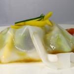 Las recetas de km.0: Ensalada de mango, menta y cacahuete