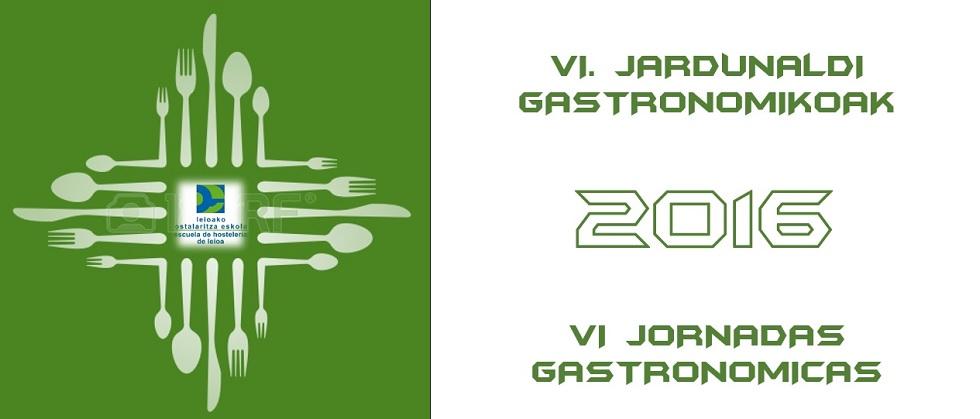 Jornadas Gastronómicas Escuela de Hostelería de Leioa