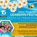 Udaberri festa Kutxa Ekogunean | Fiesta de la primavera Kutxa Ekogunea