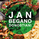 Jan Begano Donostian 2017 | Come vegano en Donostia by Askekintza Liberación Animalista