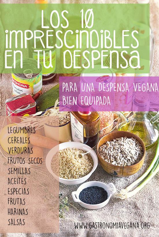 Recetas veganas by Gastronomía vegana