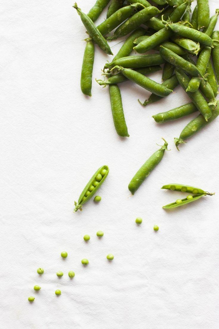 Recetas veganas con guisantes