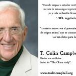 Reducir el riesgo de enfermedades con una dieta vegana: El estudio de china by Dr. Campbell's